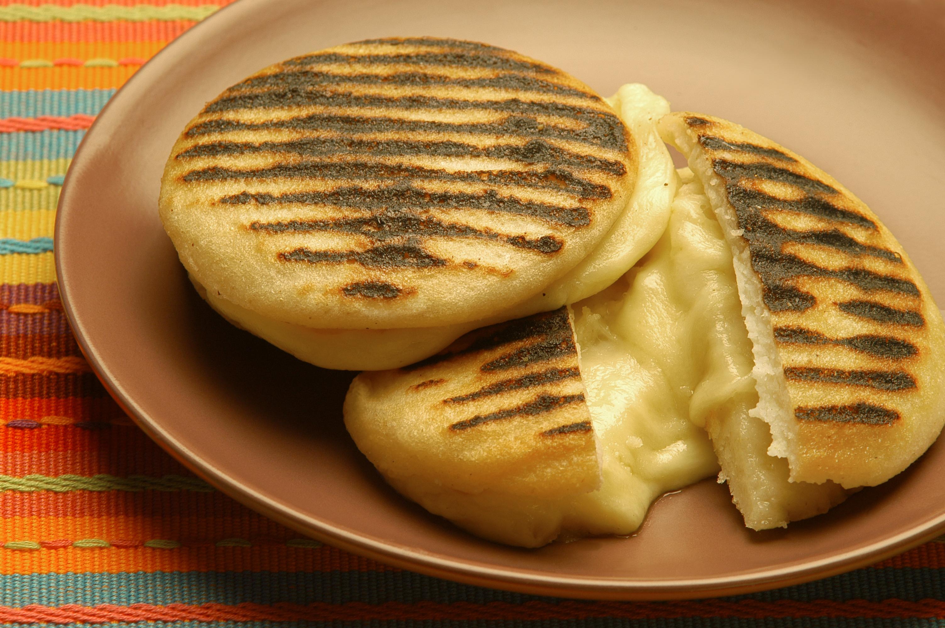 Cheese Arepa