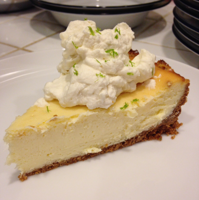 Cheesecake Factory Key Lime Cheesecake | Recipes