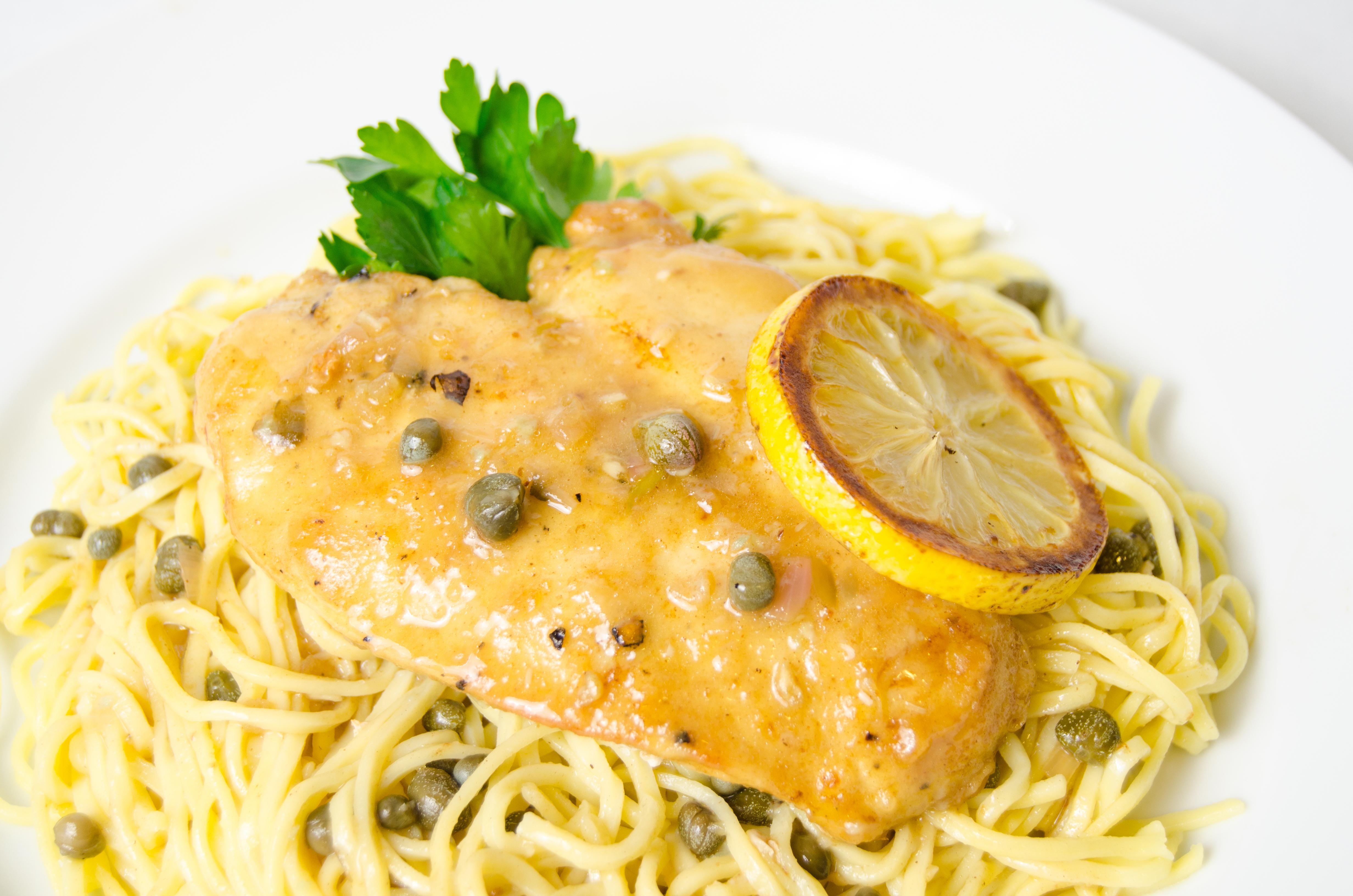 Chicken piccata recipes with artichokes