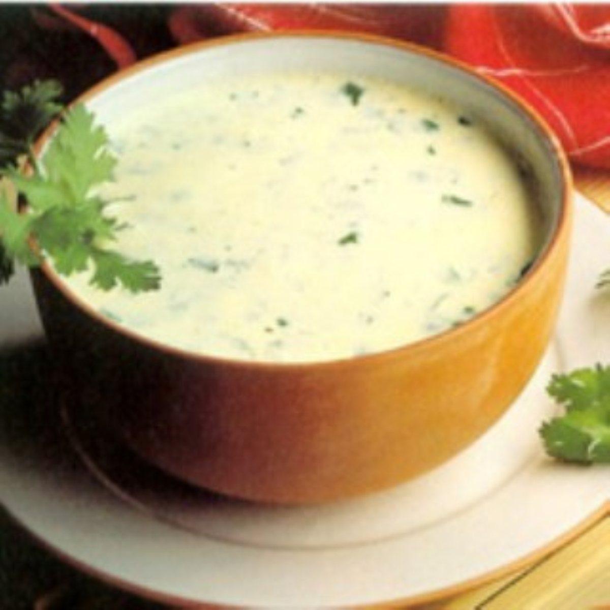 chilled asparagus soup - Asparagas Soup