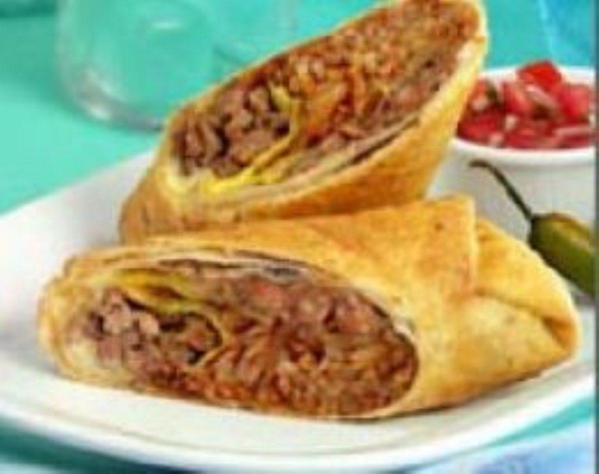 chimichanga deep fried enchilada