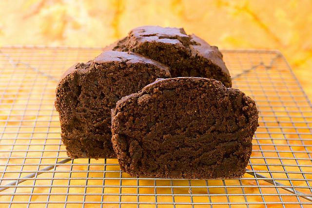 Chocolate Pumpkin Loaf- Vegan!