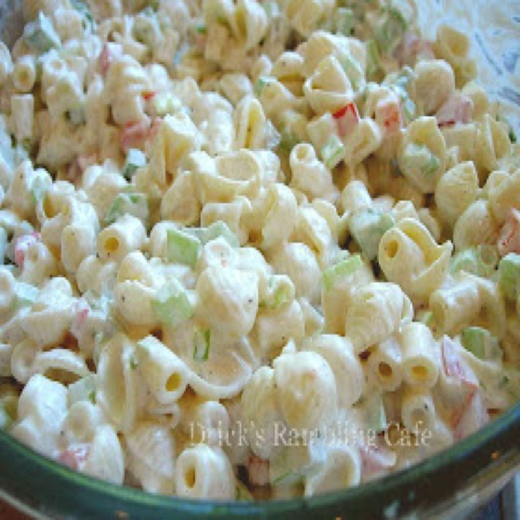 Pasta Salad Recipe Creamy