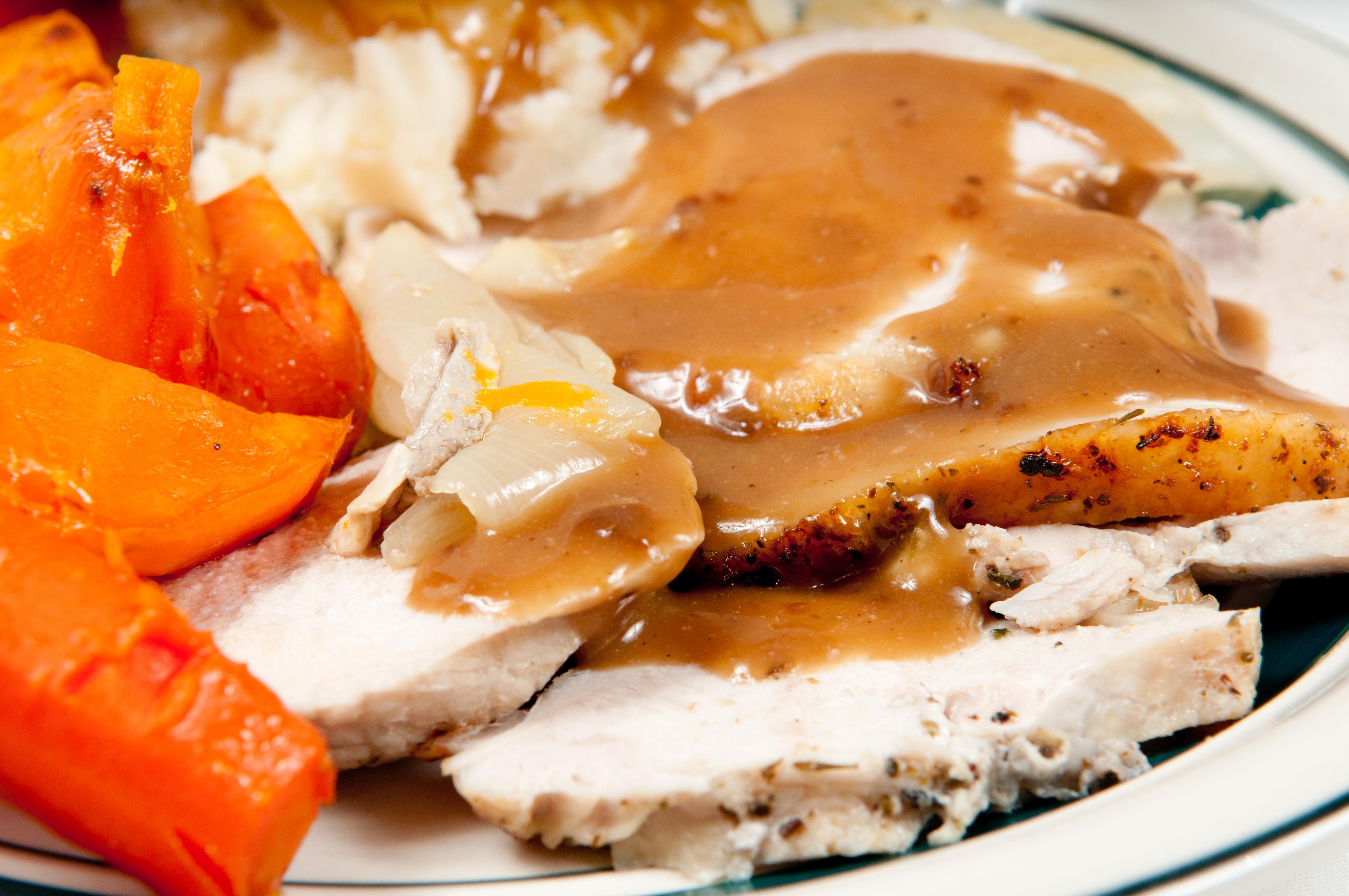 Sliced turkey breast recipes easy
