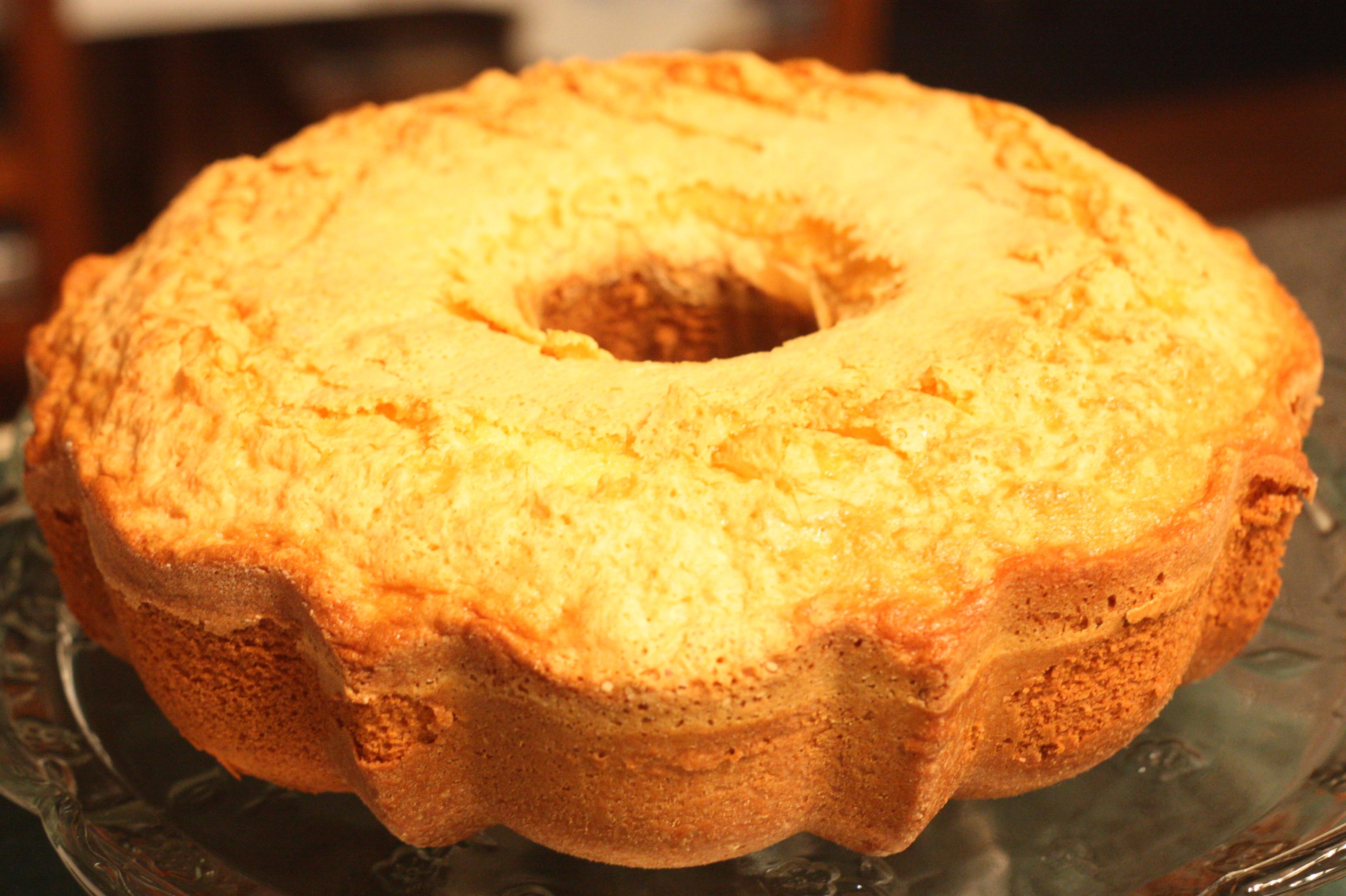 Crusty cakes