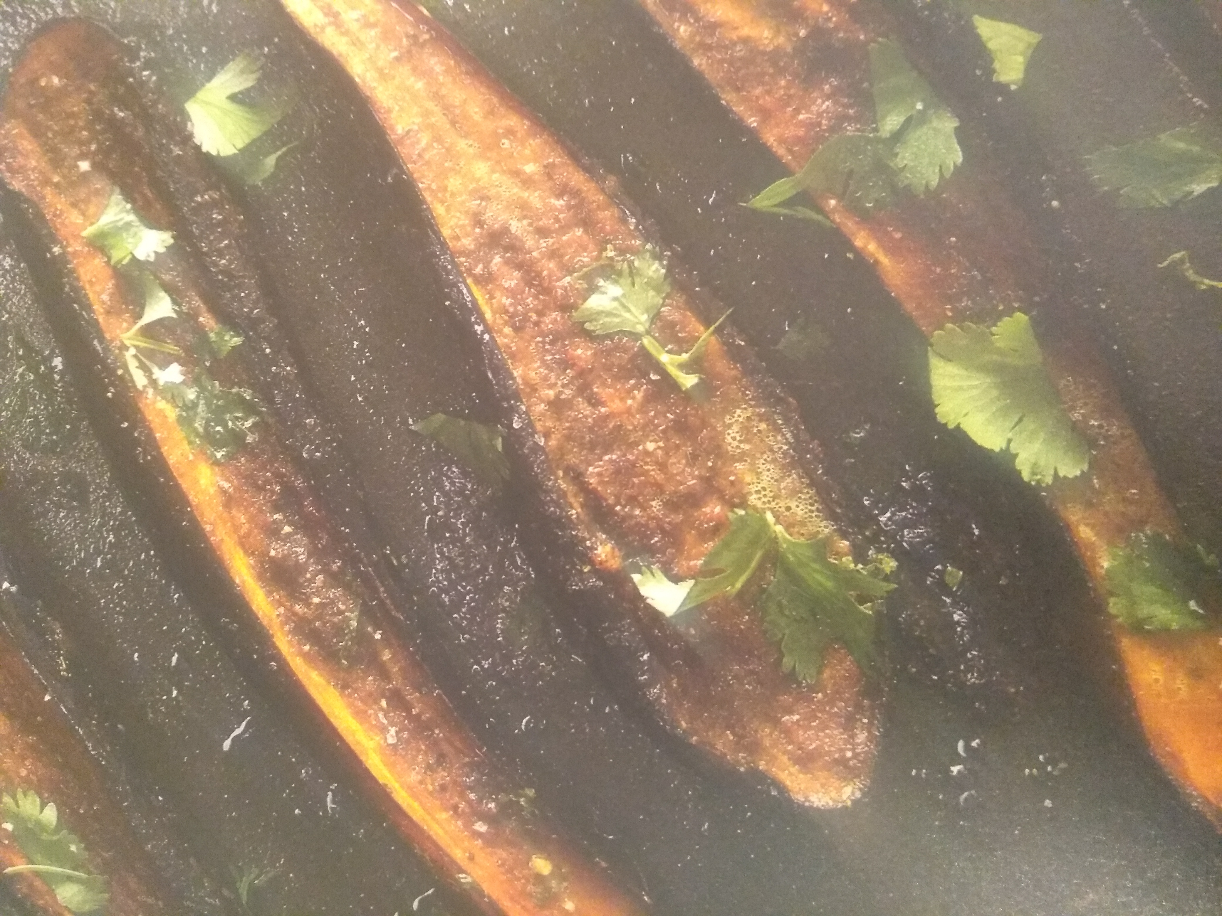 Curry Roasted Eggplant Thug Kitchen 101