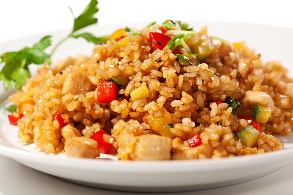 Easy chicken fried rice ccuart Image collections