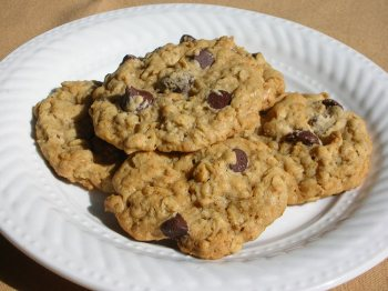 & Everything But the Kitchen Sink Cookies