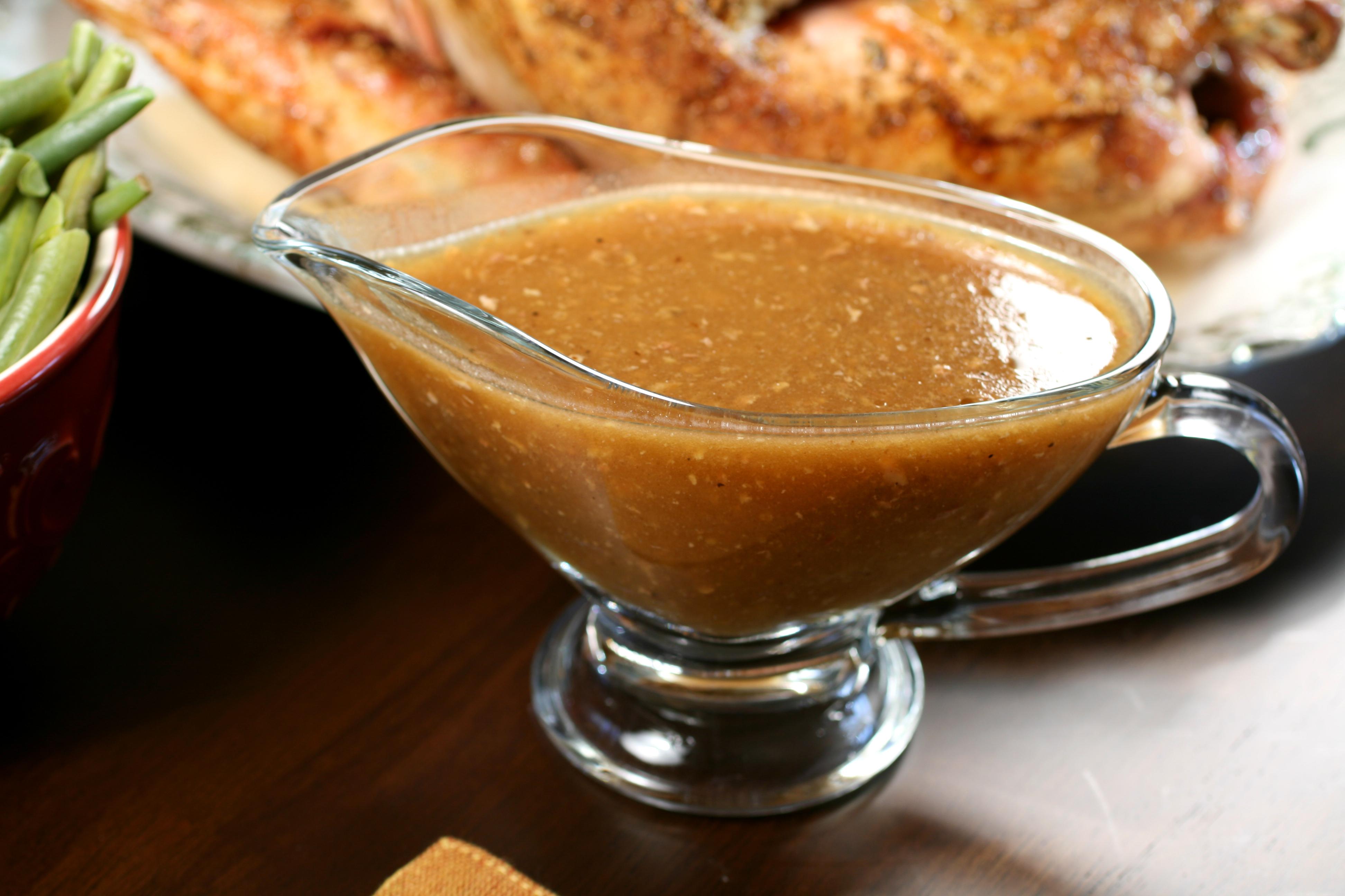 Risultati immagini per thanksgiving gravy