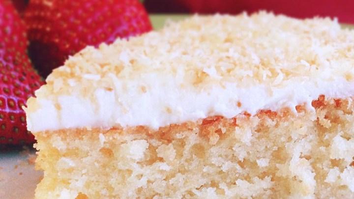 Cake Design By Edda Recipe : Gluten-Free Coconut Cake - BigOven