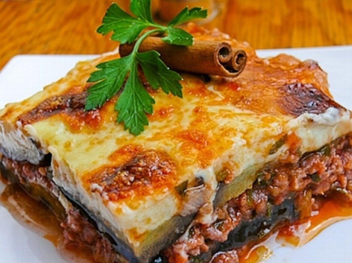 Moussaka recipes easy