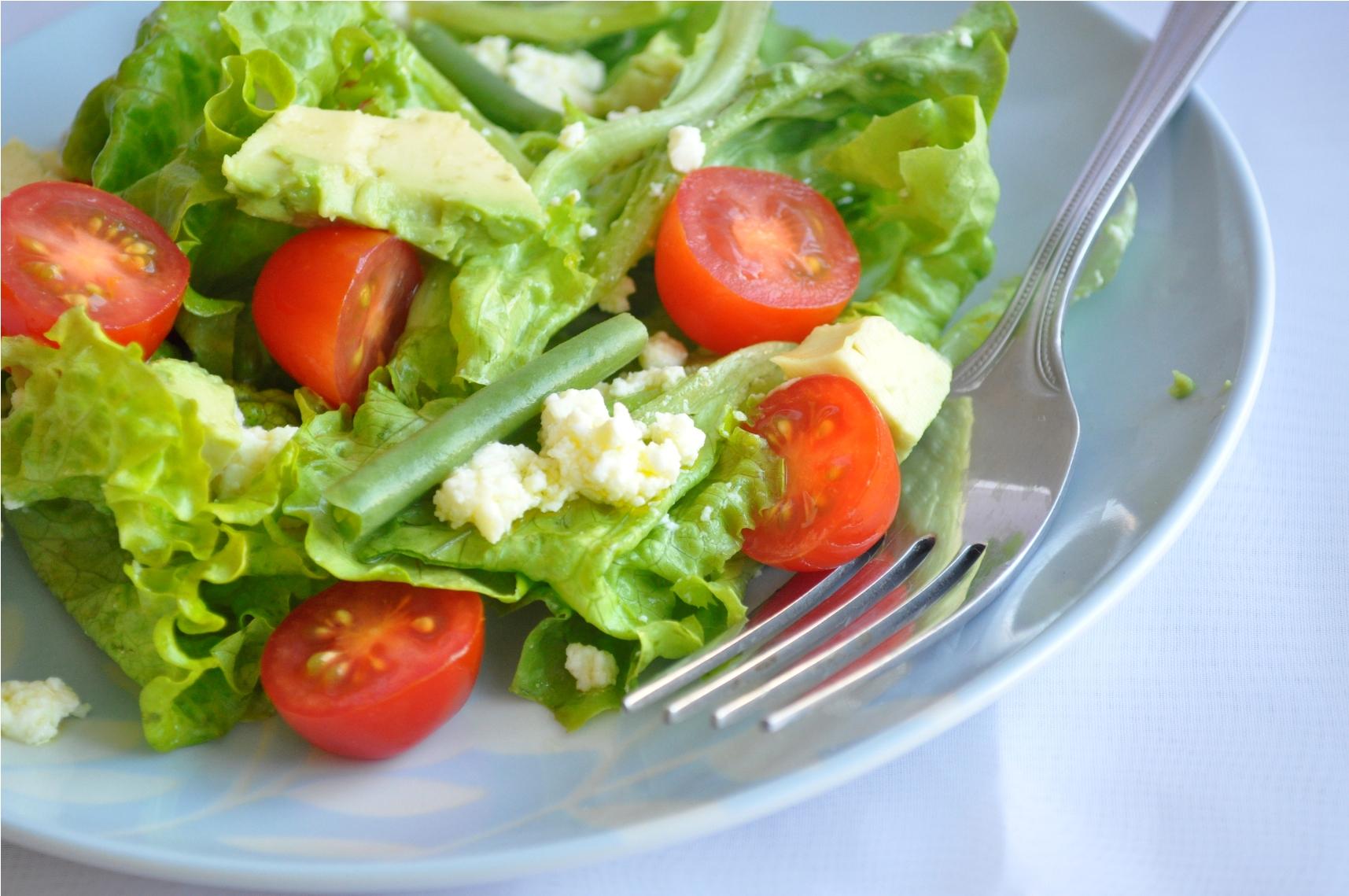 Green Bean And Lettuce Salad Recipe