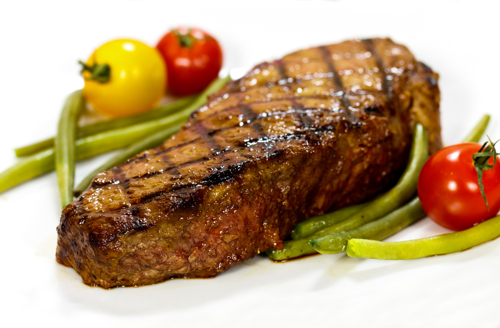 How to cook a sirloin steak on the grill