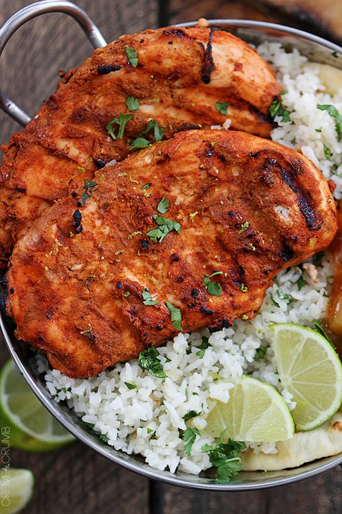 Grilled tandoori chicken recipes grilled tandoori chicken forumfinder Image collections
