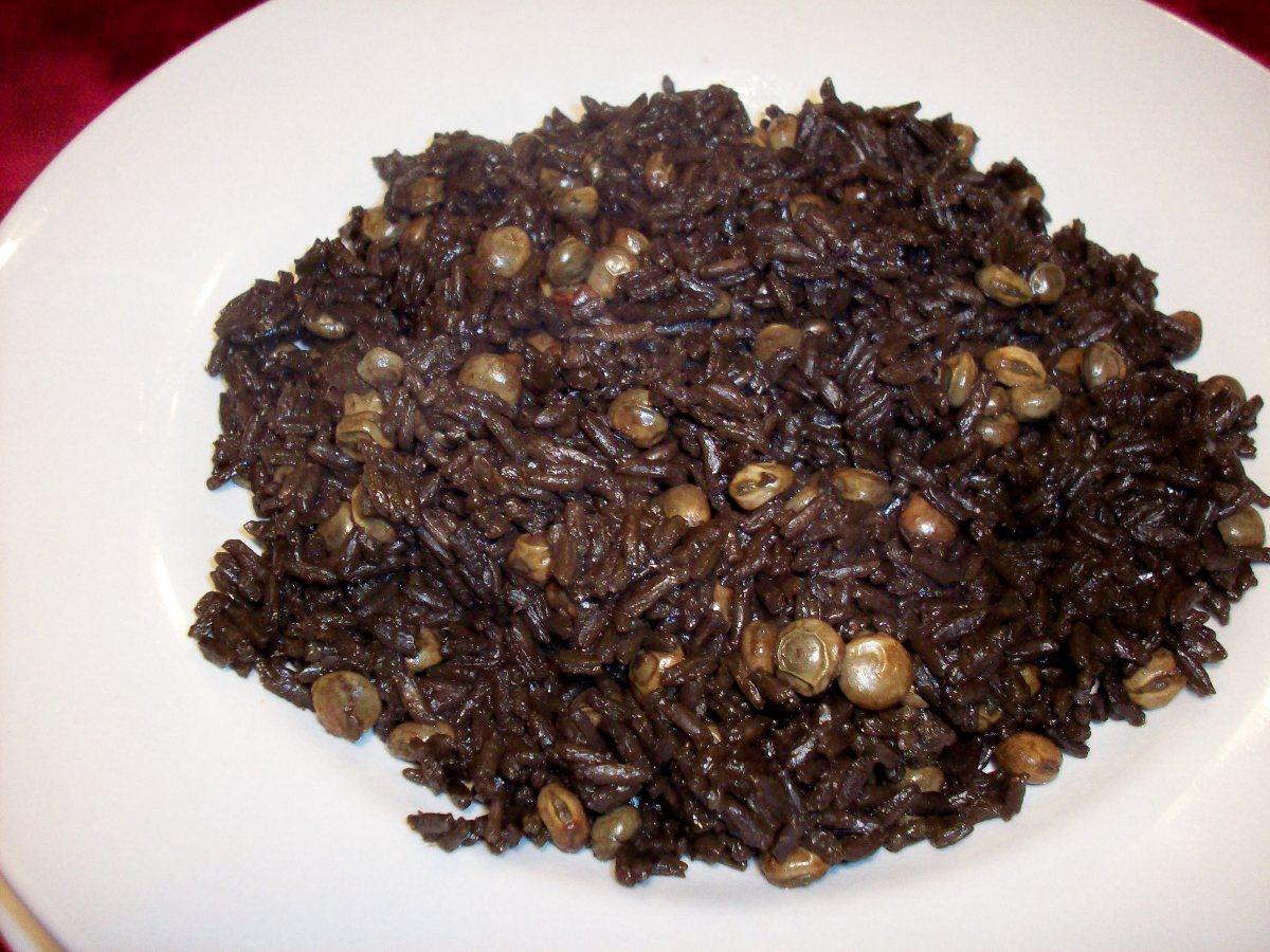 Haitian mushroom rice and peas forumfinder Images