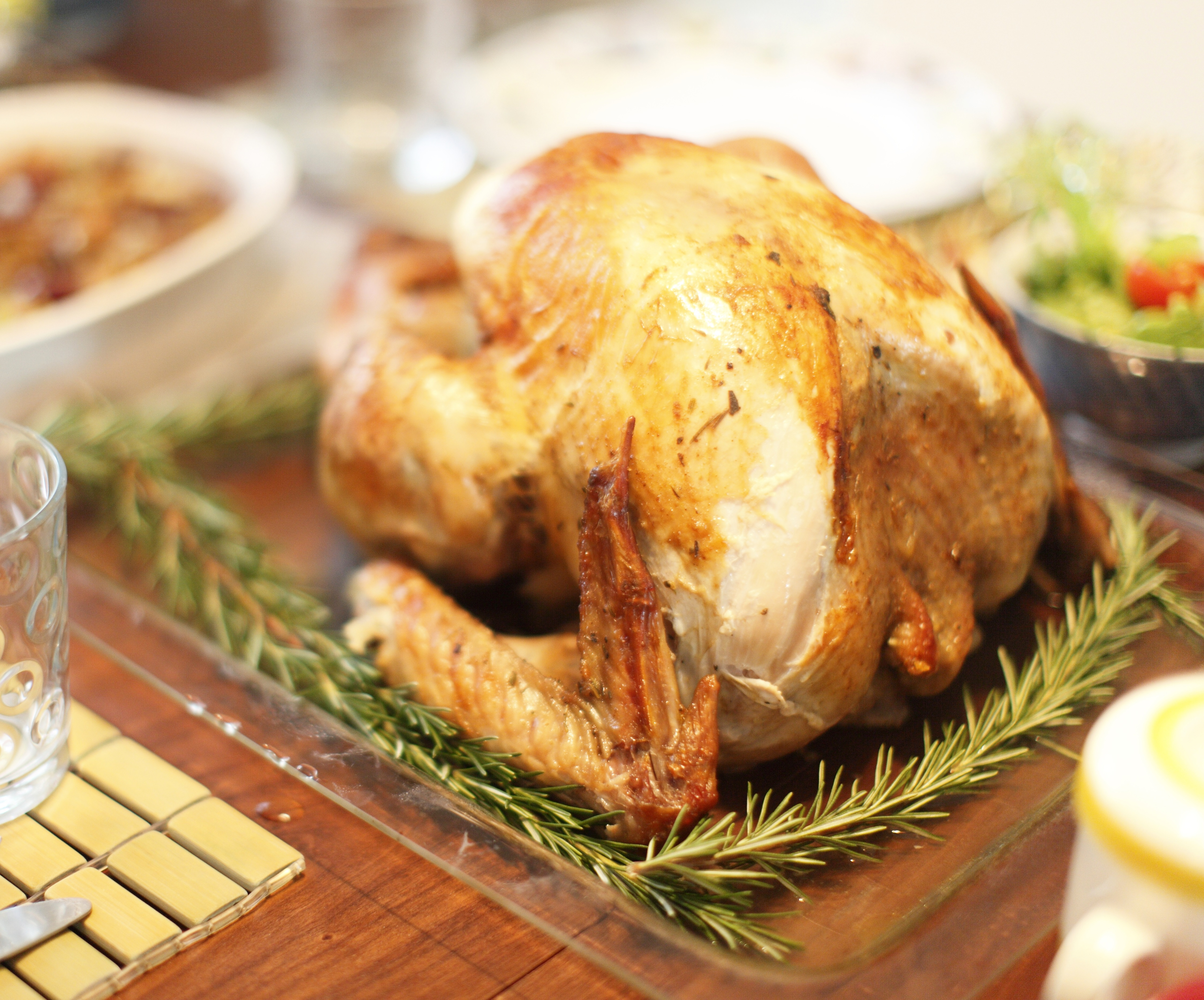 Honey Brined Turkey