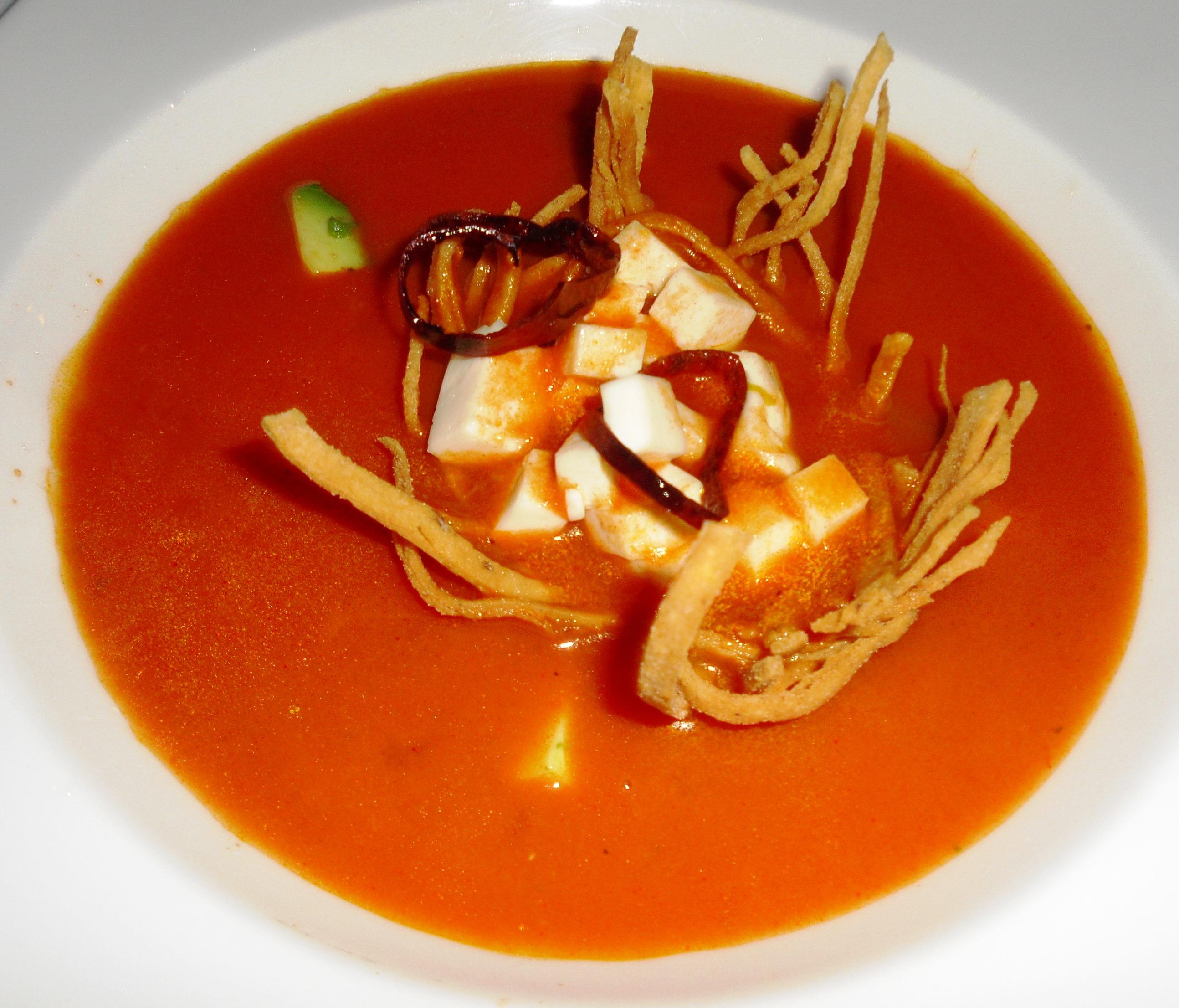 Ina Gartens Chicken Tortilla Soup