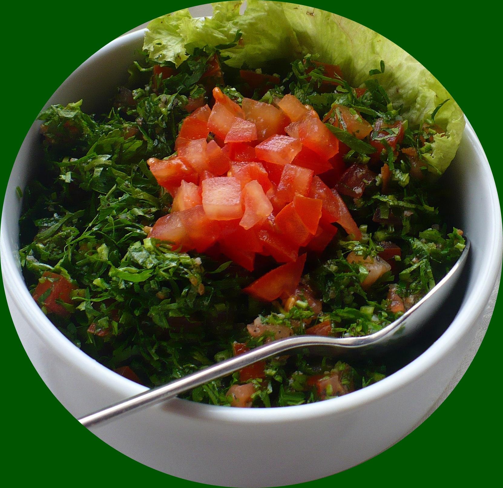 Lebanese Tabbouleh | Recipes