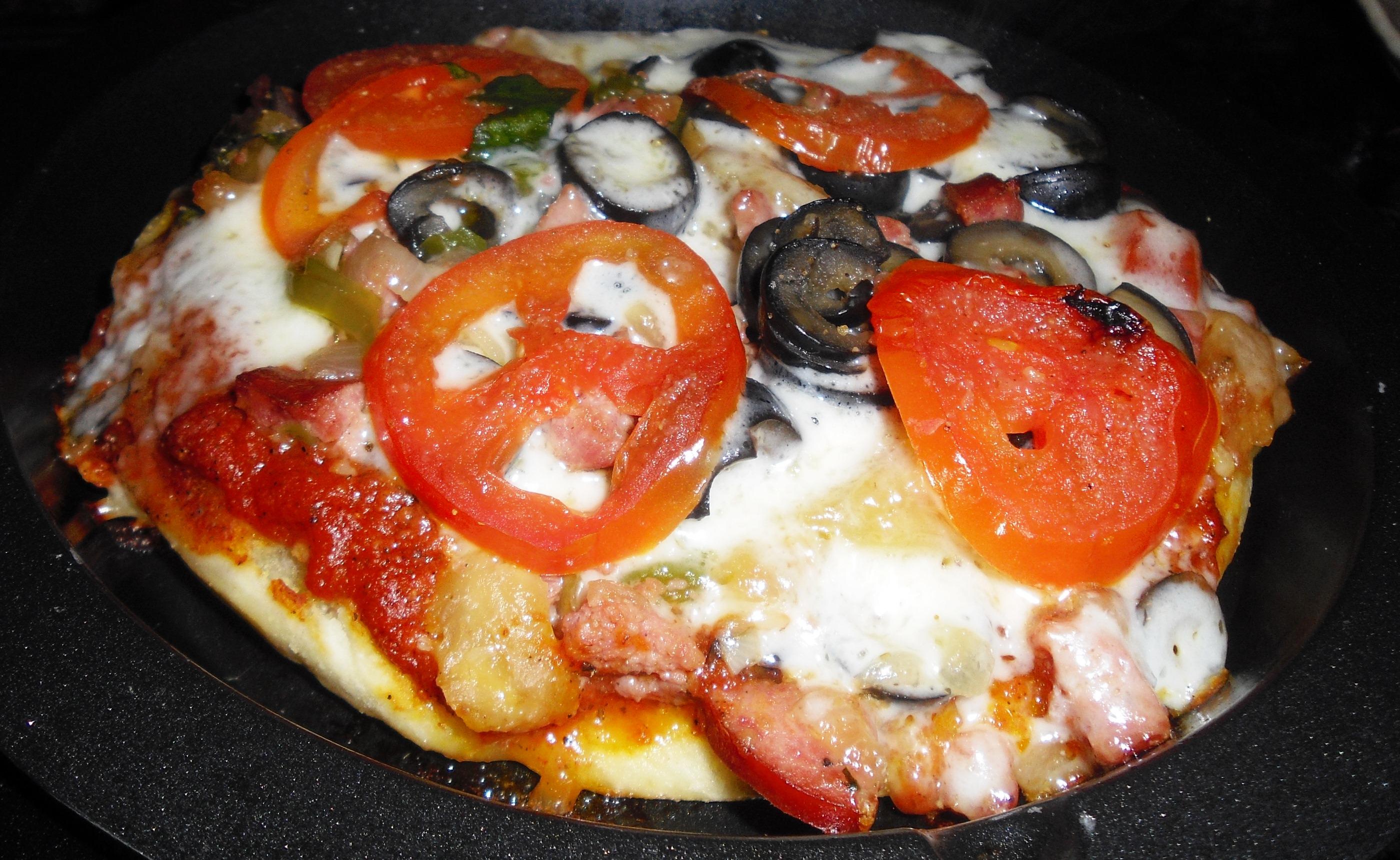 main homemade pizza ideas
