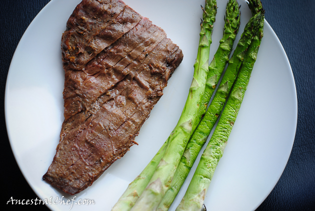 Marinated Grilled Flank Steak | Recipes