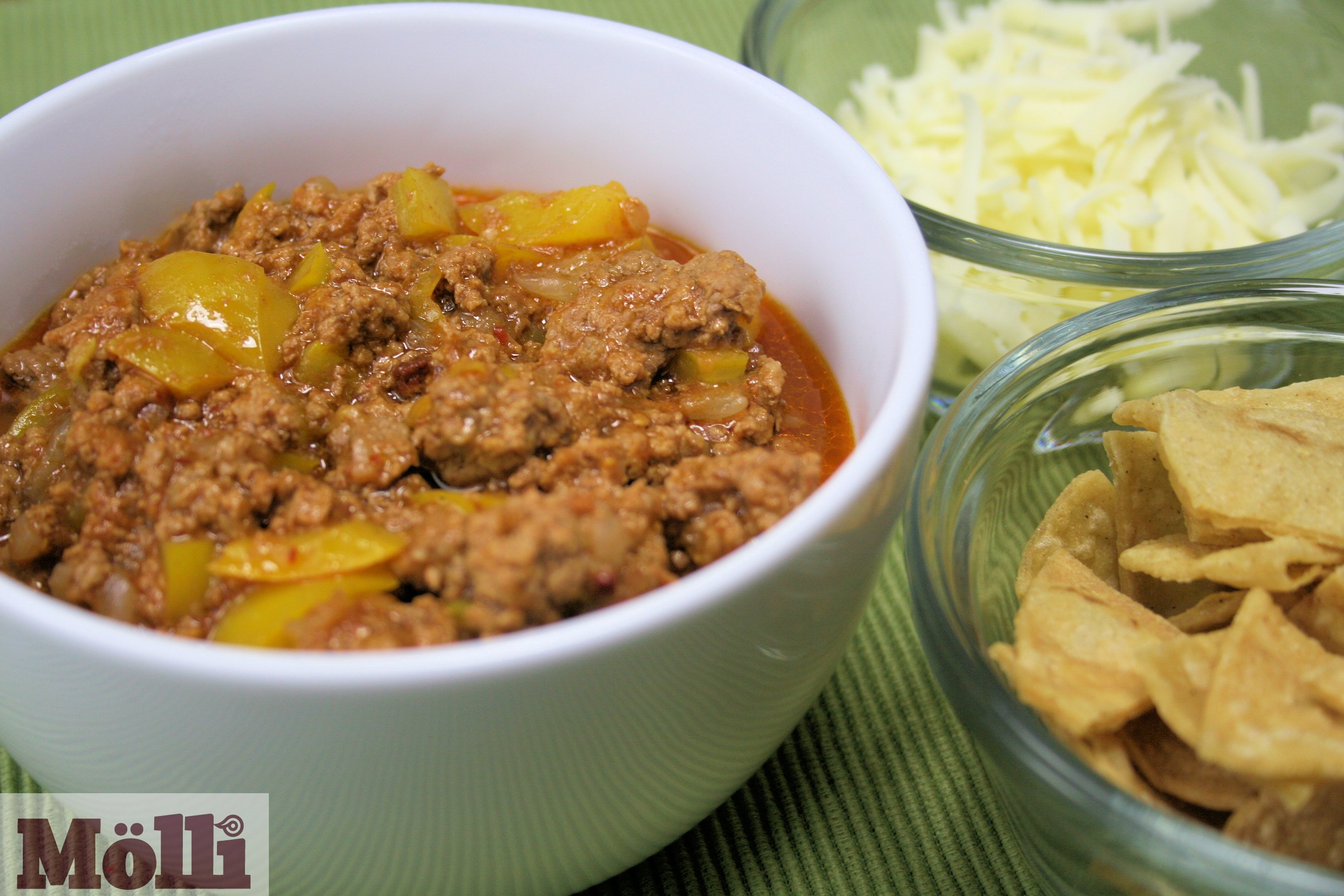 Mexican Chili With Chipotle Chili A La Mexicana