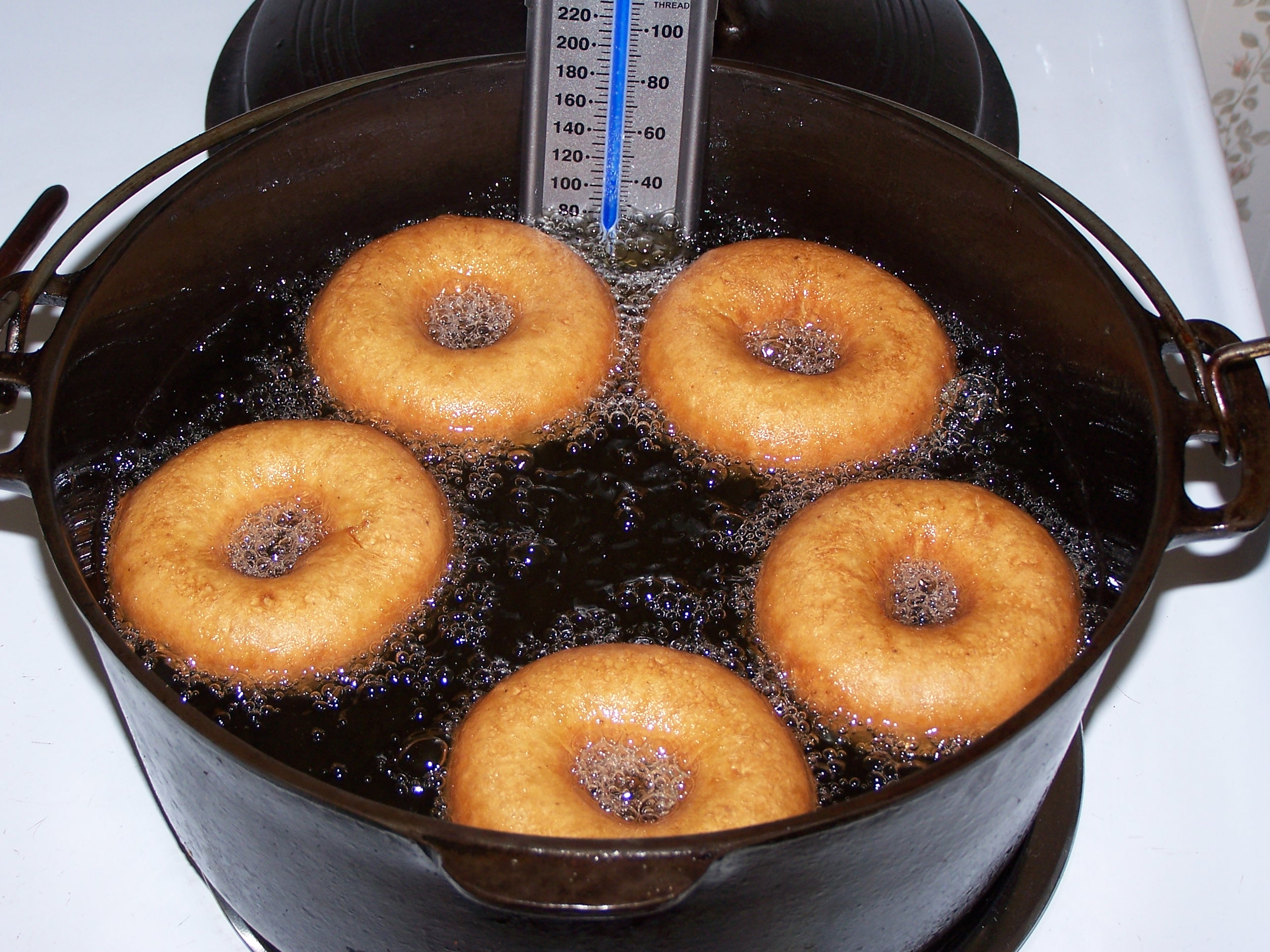 Old Fashioned Buttermilk Spiced Doughnuts