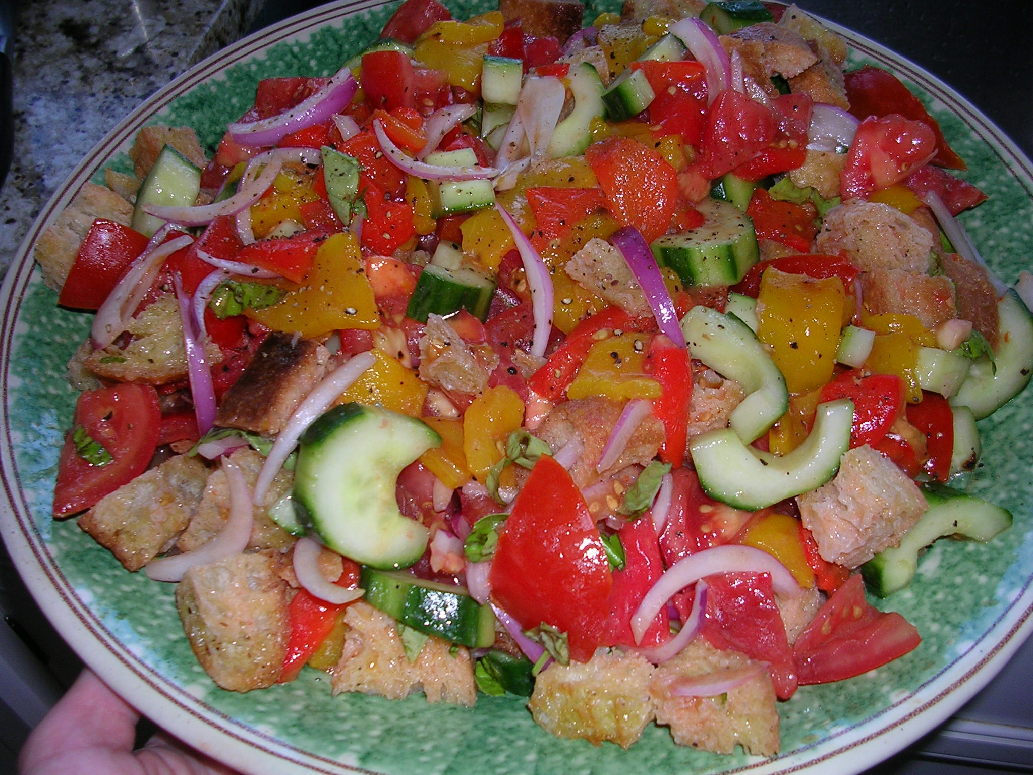 Panzanella from barefoot contessa recipes Barefoot contessa recipes