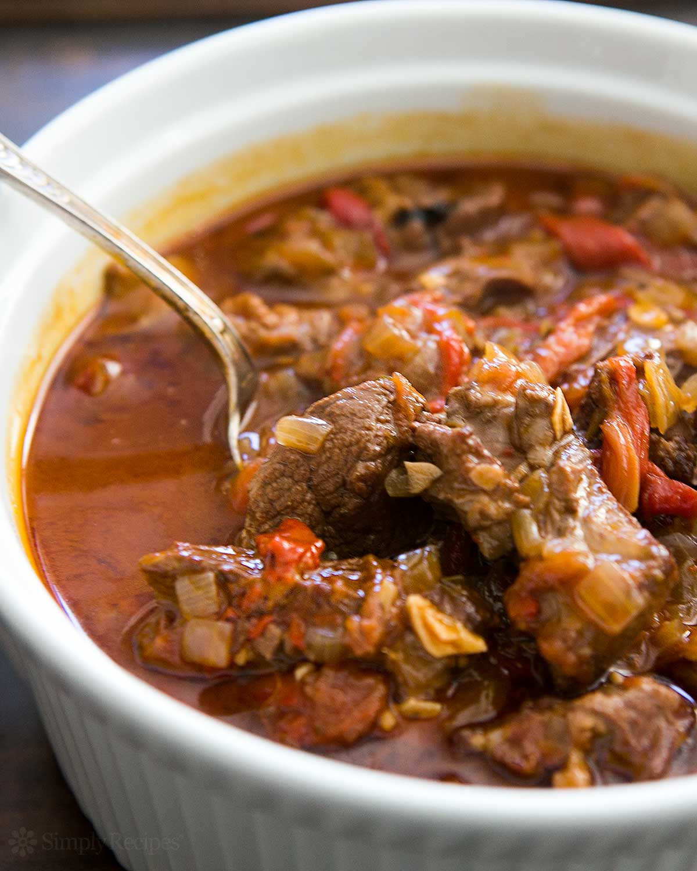 Portuguese Lamb Stew