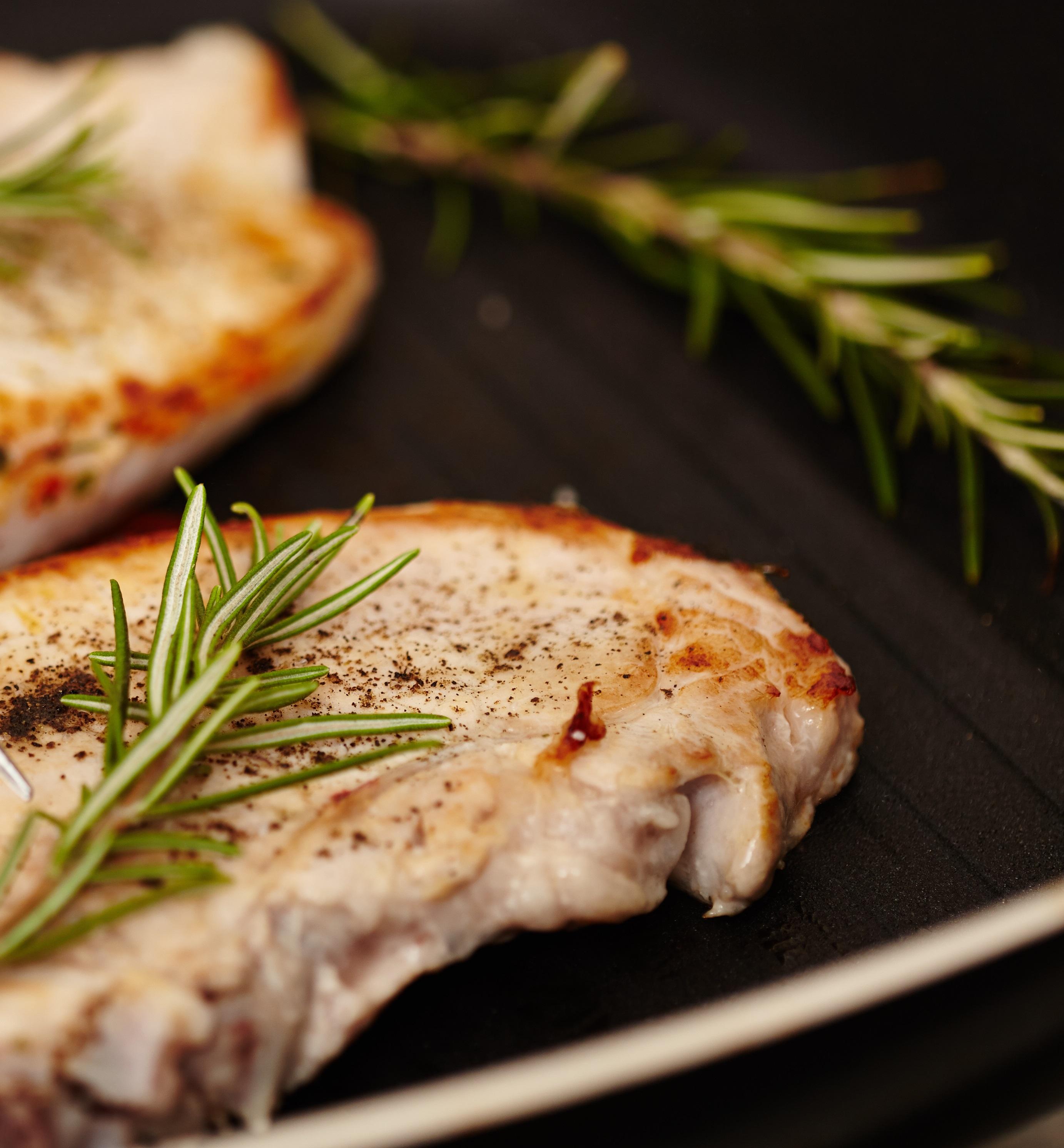 pork chop recipes sage rosemary Rosemary Sage Pork Chops