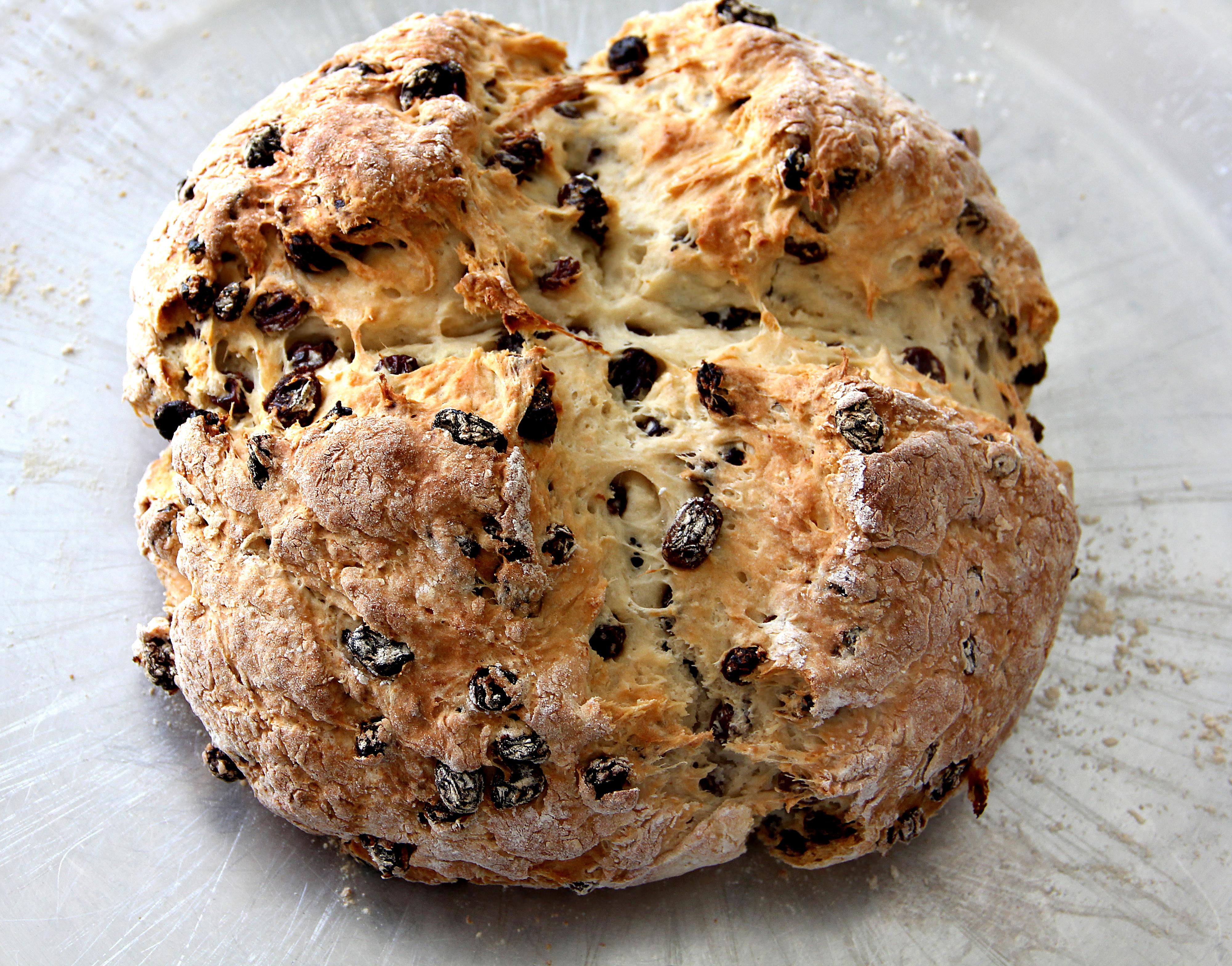 Soda Bread (Irish Whiskey Soda Bread)