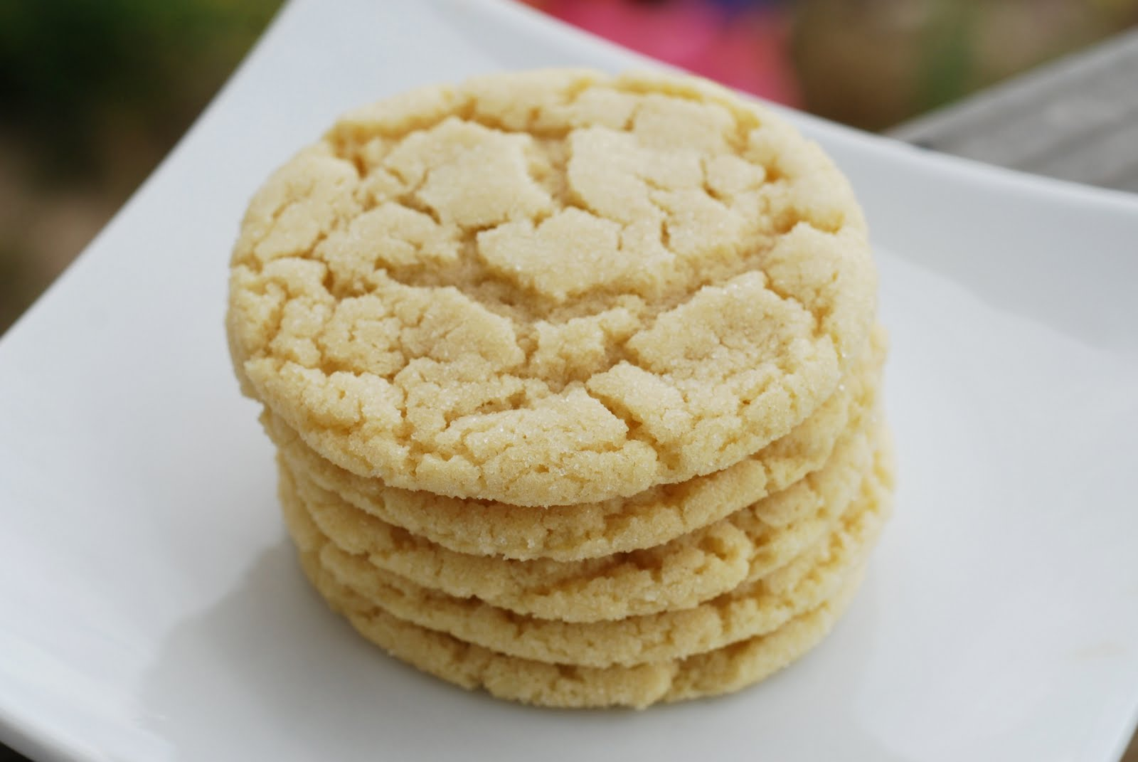 Image gallery homemade sugar cookies for Food network 50 bar cookie recipes