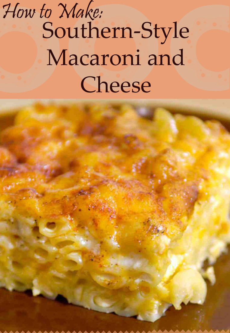 Southern baked macaroni and cheese recipes southern baked macaroni and cheese forumfinder Gallery