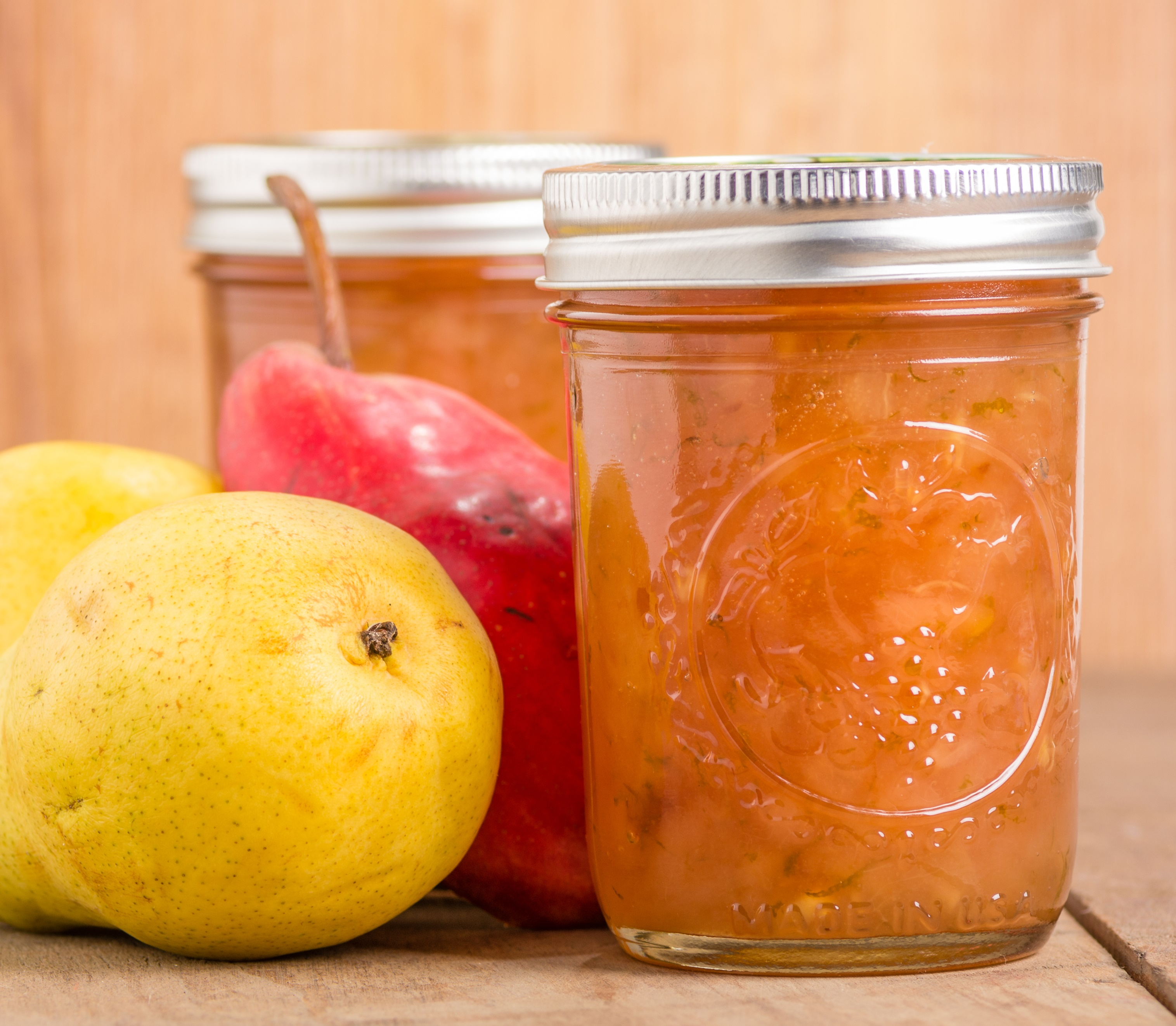Pear Jam: Cooking Recipes 42