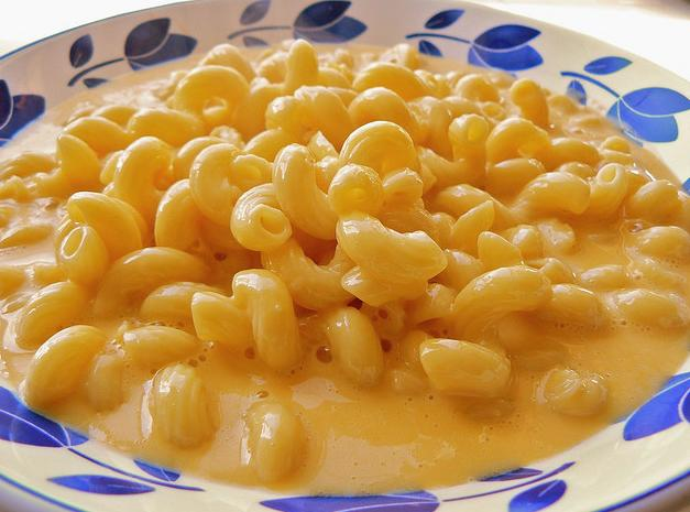 Stove Top Mac Cheese