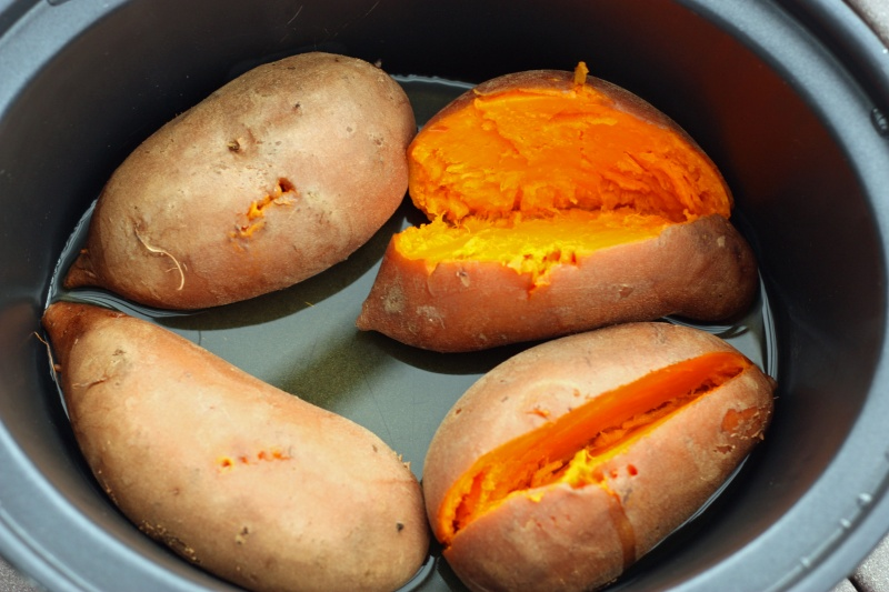 Sweet potato in rice cooker ccuart Gallery