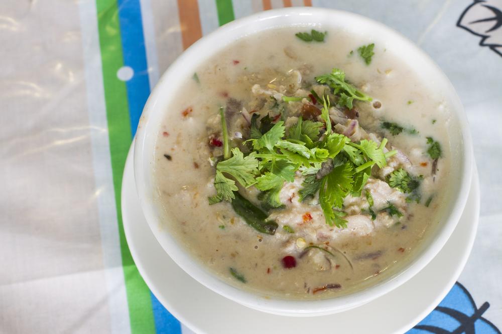 Tom Ka Gai (Thai Chicken Coconut Soup)