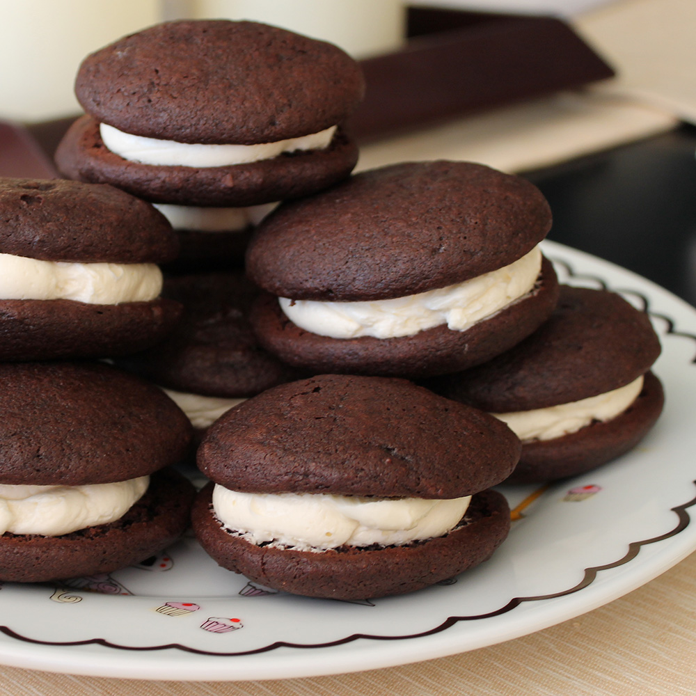 Pics Photos - Whoopie Pie Filling