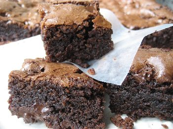 World's Chocolatiest Brownies