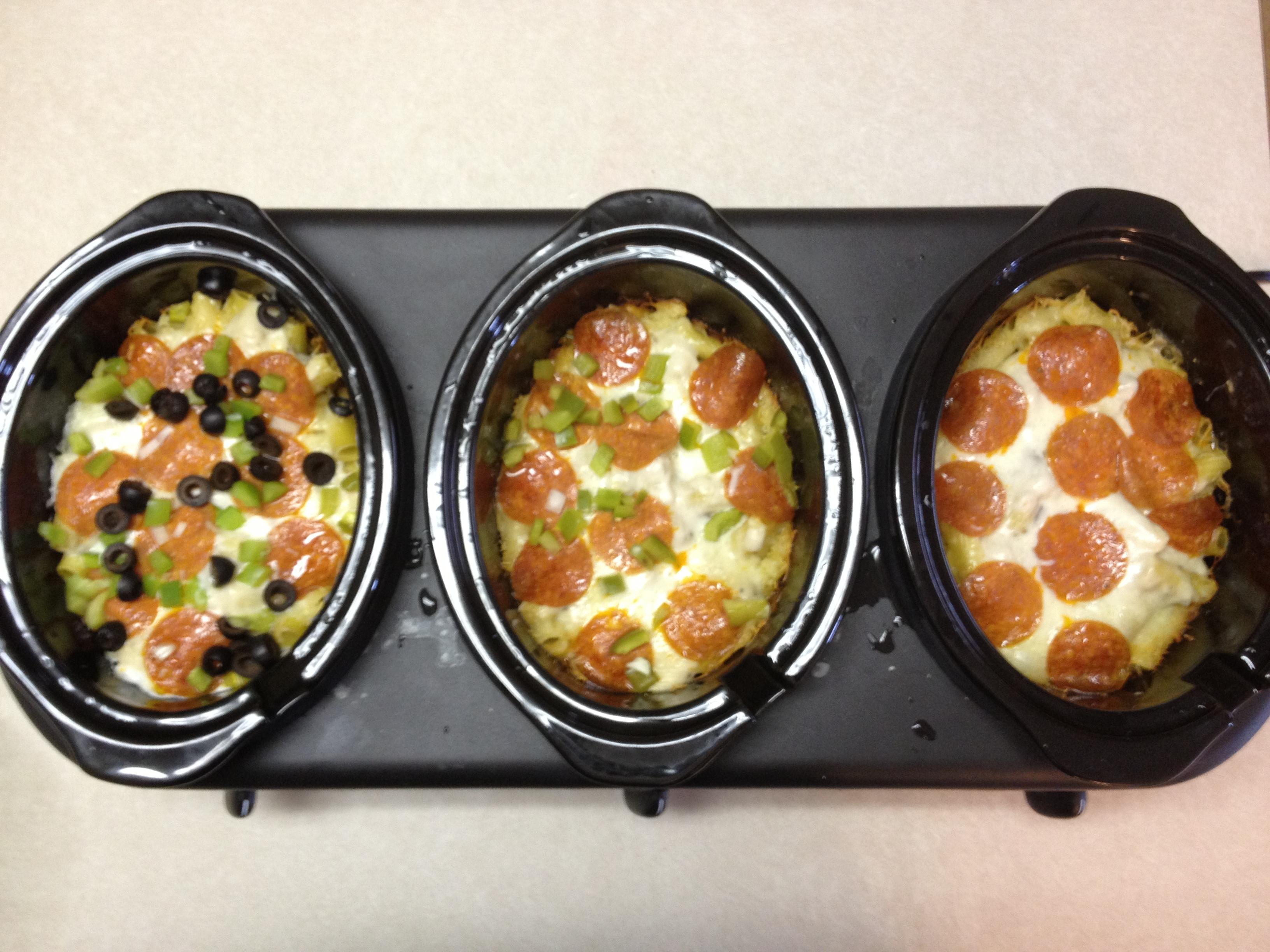 Easy Crock Pot Pizza Recipes