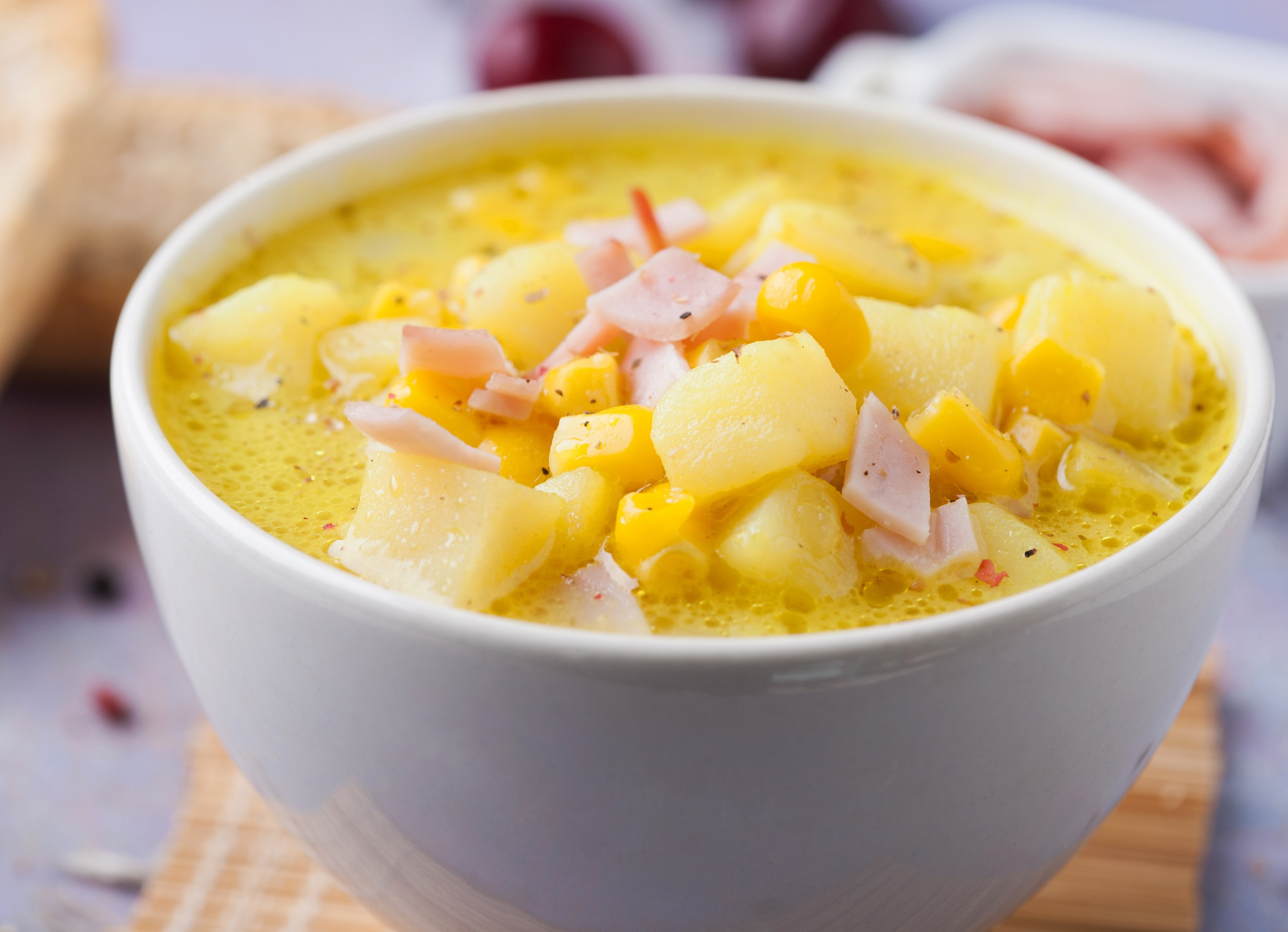Delicious Ham and Potato Soup - BigOven