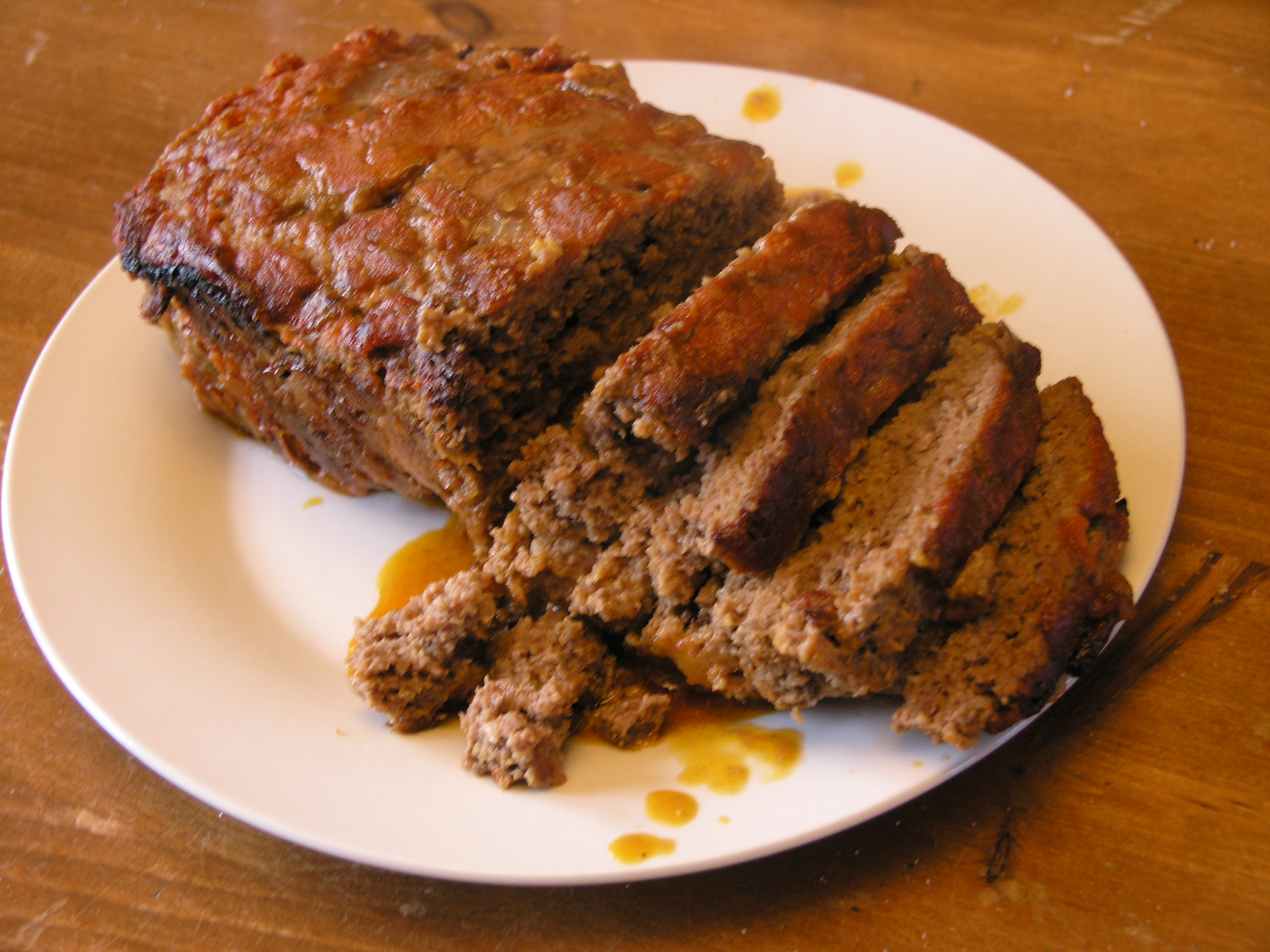 Dutch Meat Loaf From Hunts Tomato Sauce Can Bigoven