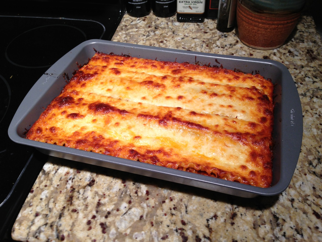 easy lasagna 1 review 4 100 % make again ready in 1 hour by ...