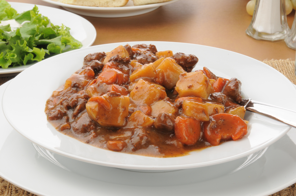 ... Soups, Stews and Chili Meat and Poultry Easy Slow-cooker Beef Stew