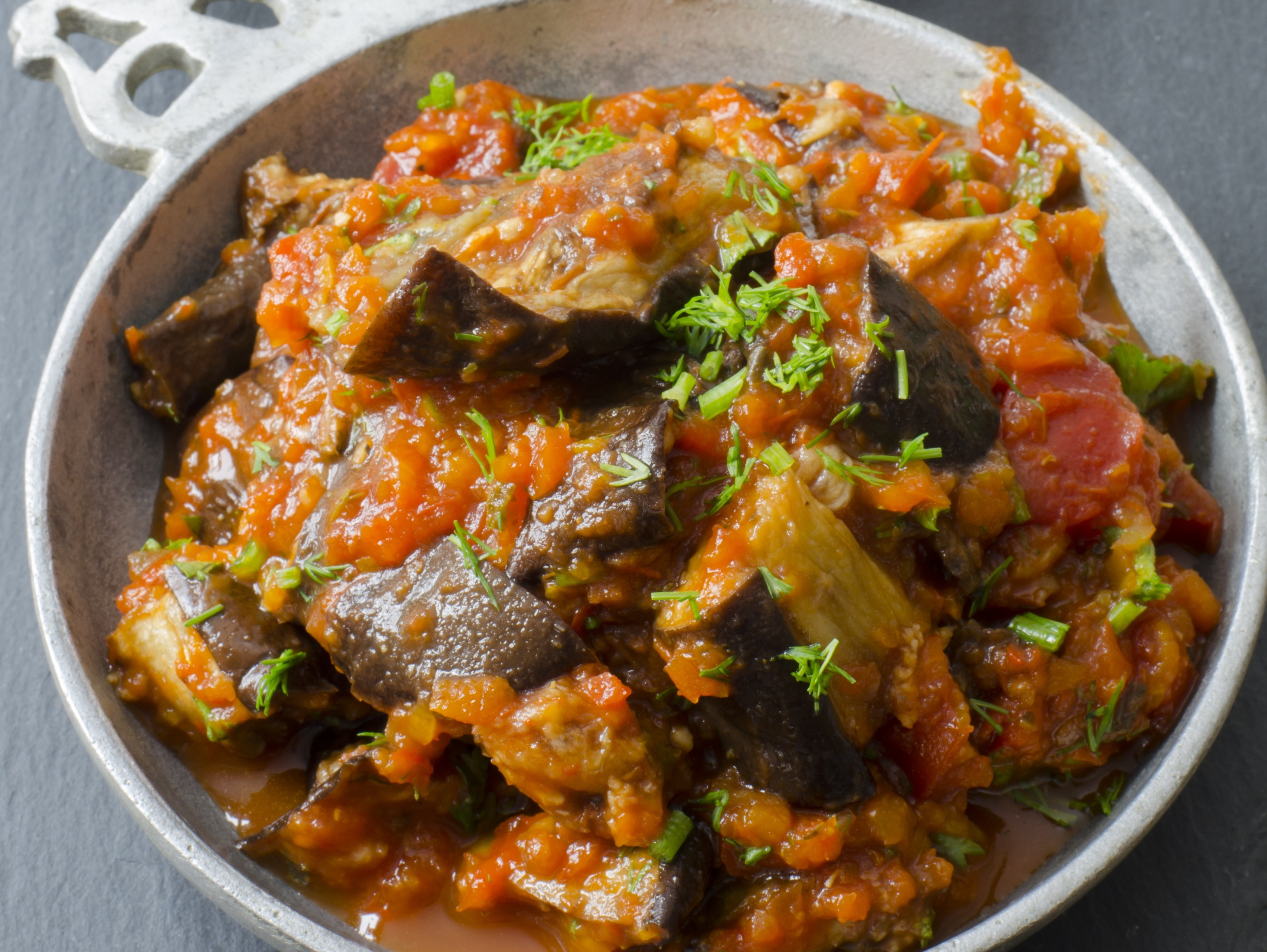 Eggplant Curry - Indian Style! - BigOven