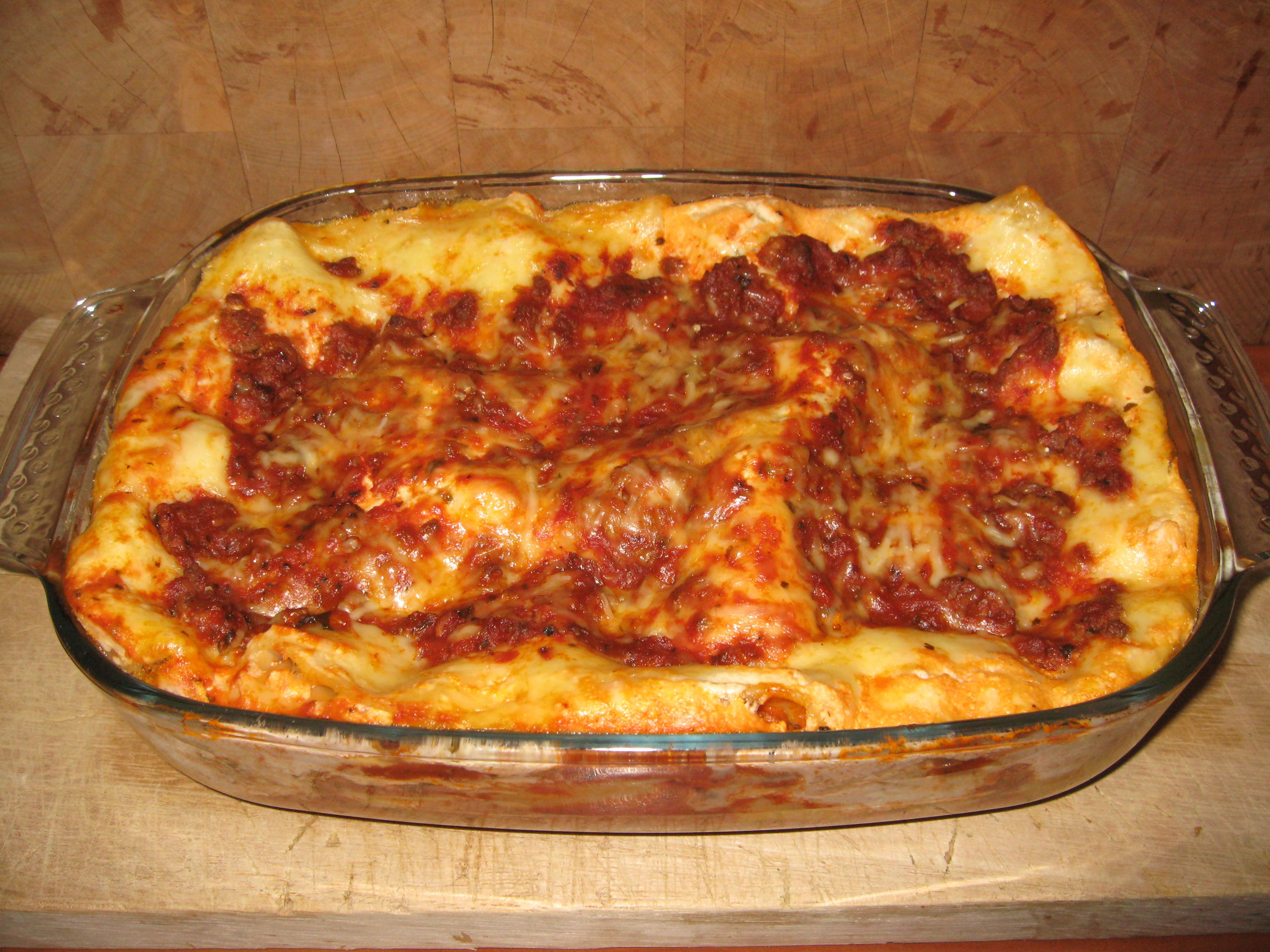 Extra-Easy Lasagna - BigOven