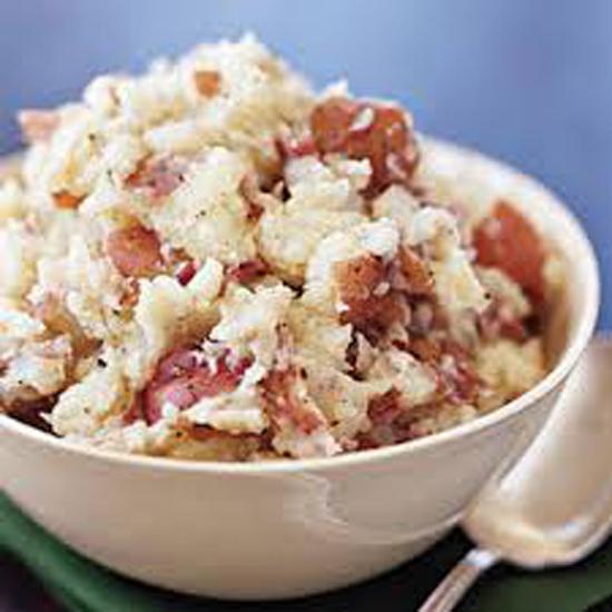 Garlic Mashed Red Potatoes - BigOven