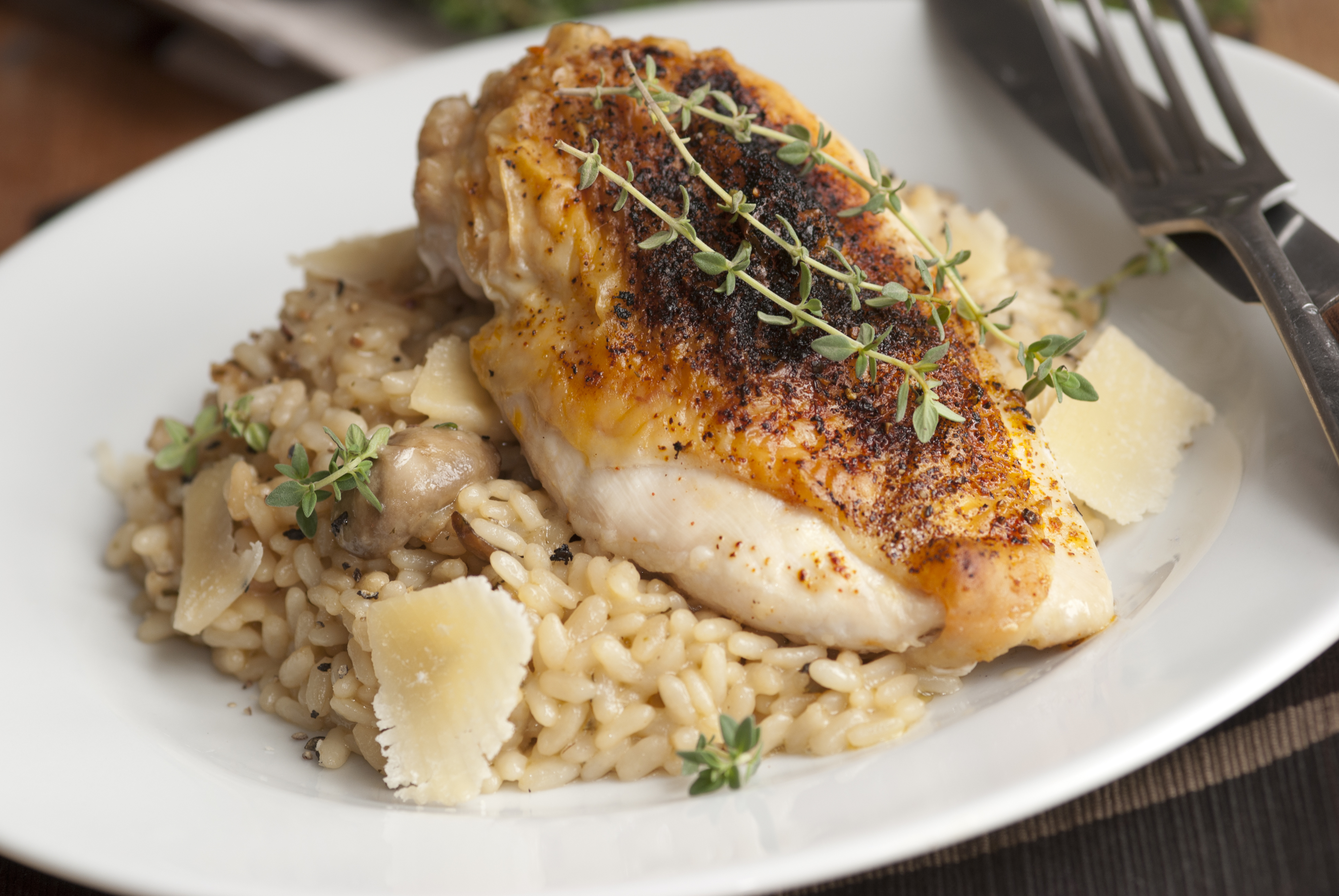 Tender and juicy Baked Chicken Breasts with a delicious honey mustard sauce takes only minutes to make! Baked Chicken Breasts couldn't be any easier to prepare for a quick and easy dinner idea! Smothered in.