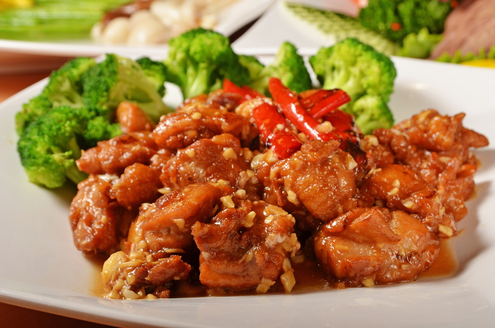Recipes Course Main Dish Poultry - Chicken General Tso's Chicken