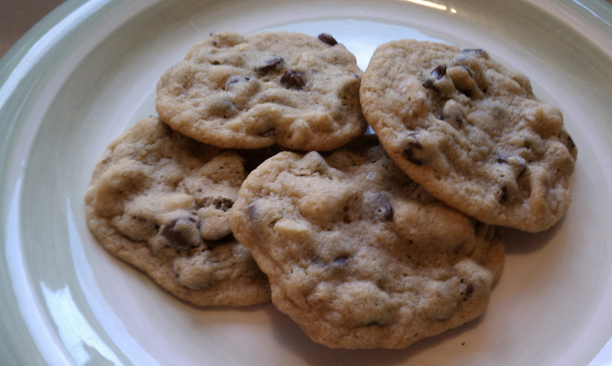 Recipe Ghirardelli Chocolate Chip Cookies