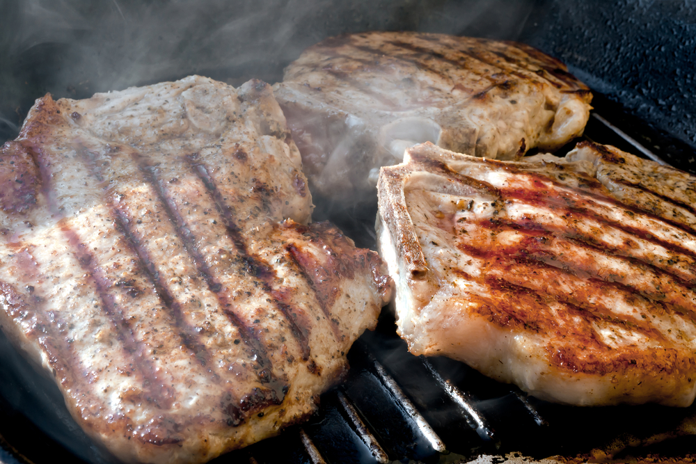 ... Chops Pork Chops Grilled Lemongrass-Five Spice Pork Chops (Thit Heo